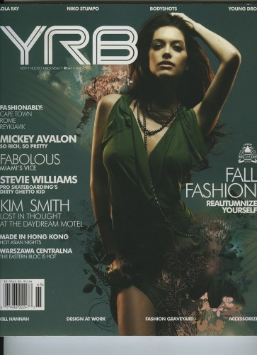 Issue 65 Fall Fasion Reautumnize Yourself Kim Smith - Print Magazine Covers 1999-2018