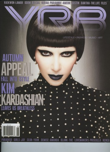 Issue 95 Autumn Appeal Kim Kardashian - Print Magazine Covers 1999-2018