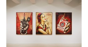 2015 06 FaireyJLG02 - Shepard Fairey: On Our Hands Jacob Lewis Gallery September 18, 2015—October 24, 2015 @jacoblewisgall @ObeyGiant #ShepardFairey