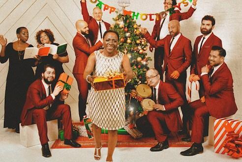 NovDapKings1 - Sharon Jones & the Dap-Kings -White Christmas @sharonjones @The_DapKings @DaptoneRecords