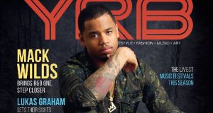 MACK COVER CMYK 21 - Cover Story: Renaissance Man- Mack Wilds by @micaelahood @DariusBaptist @MACKWILDS #ShotsFired