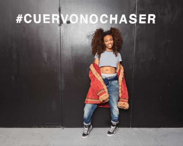 Screen Shot 2016 05 06 at 11.56.26 AM - Event Recap: SZA Performs at #CuervoNoChaser Bash hosted by @Afropunk x @JoseCuervo  @SZA