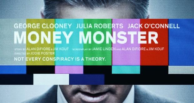 money monster header - Money Monster Trailer-@MoneyMonster #FollowTheMoney