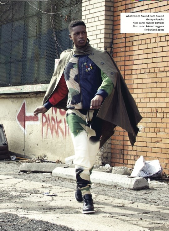 t2 540x737 - In the Trenches with Nam @namgarsinii @dariusbaptist @TheLucioCastro @CarlosCamposNYC @plac_jeans @AkooClothing #fashion #ss2016 #trenchcoats
