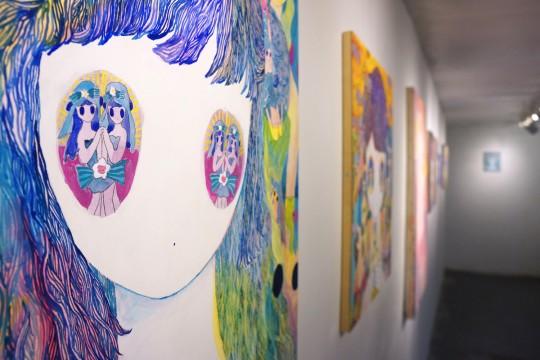 unnamed 46 540x360 - Hiromi Machida Wind in Eyes Exhibit  June 1 - June 30, 2016 @maccchi0462 @AboutGlamourinc