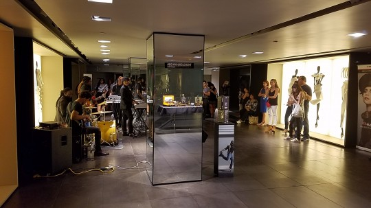 20160910 194008 540x303 - Event Recap: Monster Elements Headphones Debut at New York Fashion Week #ss17 @monsterproducts @touredesigns @richierichworld @artistixfashion #nyfw #BeInYourElement