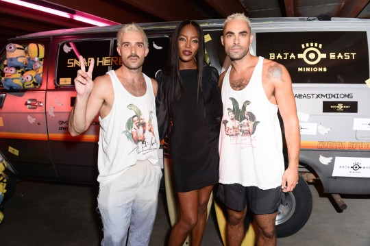 BFA 17184 2149501 540x359 - Event Recap:BAJA EAST  X #MINIONS Capsule Collection #ss17 @bajaeast @RaeSremmurd @TeyanaTaylor @ImanShumpert @NaomiCampbell #NYFW #fashionweek