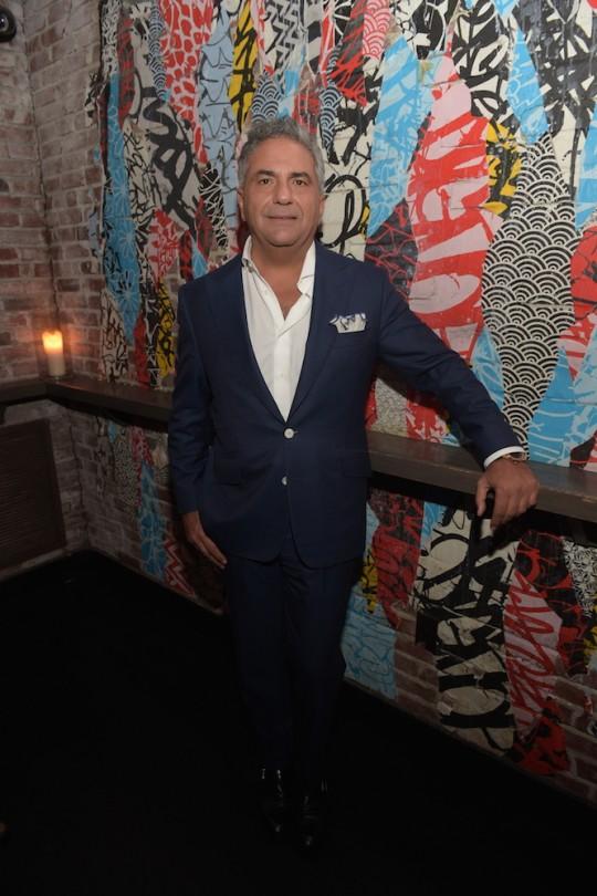 Morris Moinian 540x810 - Event Recap: Gabrielle's Angel Foundation The Angel Ball Launch @CureCancerNow @ManhattanHooch