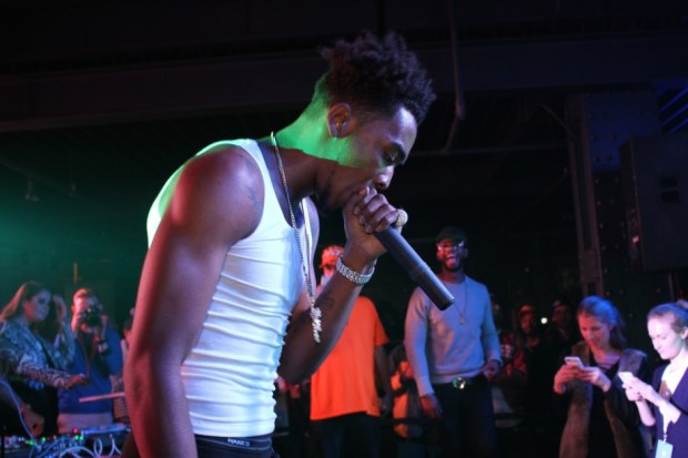 Desiigner 2 920x613 - Event Recap: FANCY Holiday Pop Up Shop and Performance Space Opening  @fancy @therealmikedean @therealmikedean @trvisXX @LifeOfDesiigner @OGCHASEB @thejuelzsantana @tLclothin @asapferg #FancyRunUp16