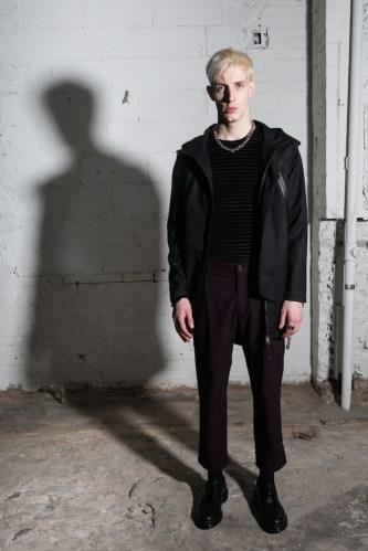 MatiereLook3 - Matiere AW17 Presentation @studioMATIERE #NYFWM  #CFDA #Fashionweek