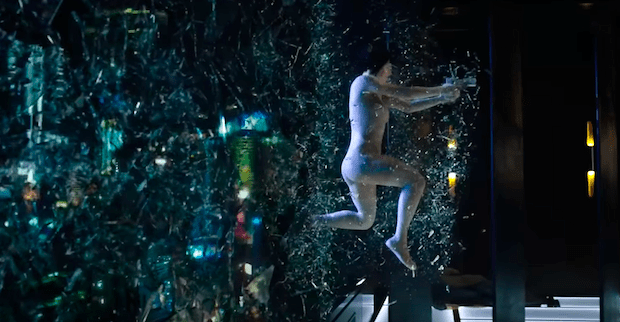 gits23 - Ghost in the Shell - Trailer @GhostInShell