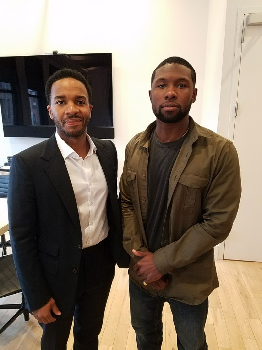 m11 540x720 - Feature: Moonlight Interview with André Holland and Trevante Rhodes @_Trevante_ @moonlighmov @A24