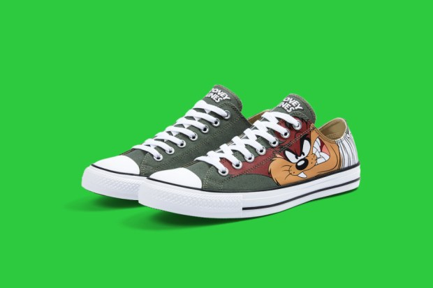 CN NY J17 004 LOTAZ RGB 150DPI V2SIMPLE GREEN 920x613 - #StyleWatch: @Converse Chuck Taylor All Star Looney Tunes collection