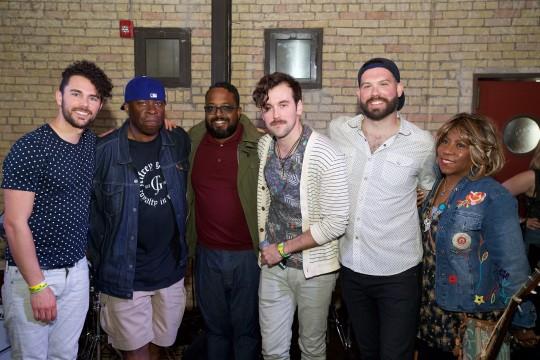 Tall Heights Miles family 540x360 - Event Recap: Miles Davis House at SXSW @MilesDavis @OMMASDOTCOM  @erindavisMDP @NefofMiles #MilesDavis #SXSW #DayParty #MilesAhead