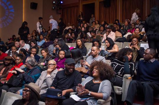 audience  540x359 - Event Recap: Shots Fired Screening New York City @RocktheFilm @realstephj @justsanaa @MACKWILDS @GPBmadeit @RichardDreyfuss @JillHennessy #shotsfiredfox