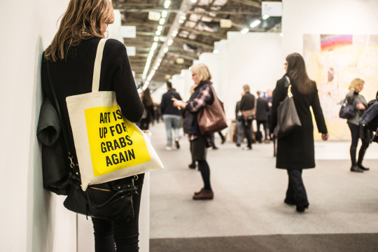 tas17 117 540x360 - The Armory Show International Art Fair. March 2-5, 2017 @thearmoryshow #nyc #thearmoryshow