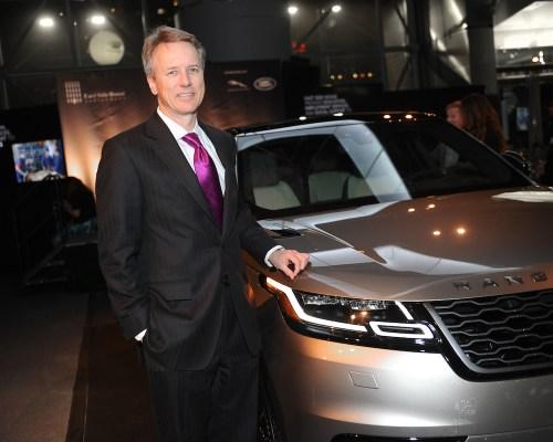 27. Chris Marchand 2018 Range Rover Velar  - Event Recap: East Side House Gala 2017 @NYAutoShow @EastSideHouse33 #NYC #SouthBronx
