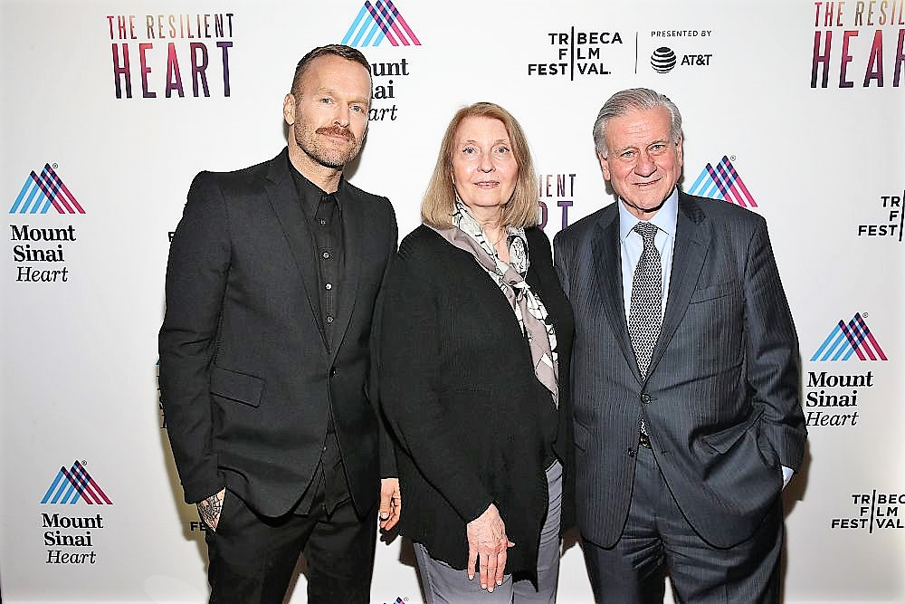 Event Recap The Premiere Of The Resilient Heart During