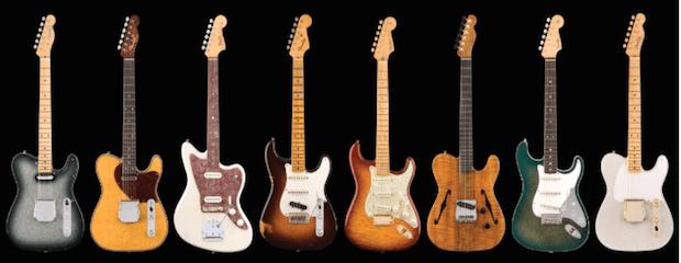 unnamed - Fender Custom Shop Founders 30th Anniversary Documentary @Fender