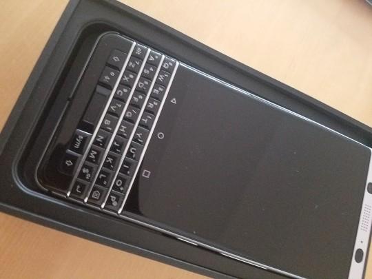 20170505 143436 540x405 - Review: BlackBerry KEYone @BBMobile #KEYone