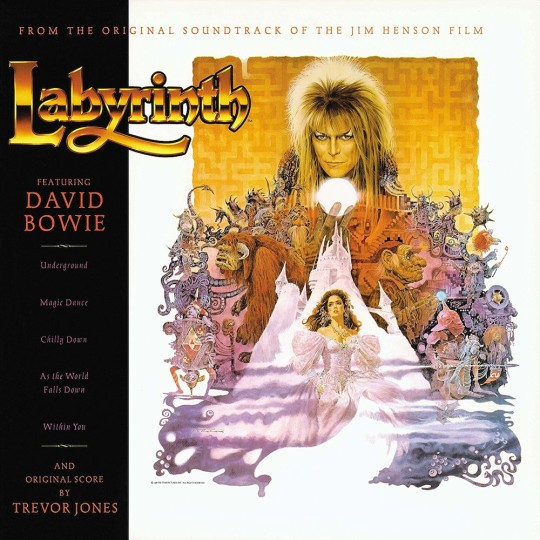 A1O4cwFYOgL. SL1500  540x540 - David Bowie & Trevor Jones' Labyrinth Soundtrack To Be Reissued On #Vinyl @DavidBowieReal @trevorjonesfilm
