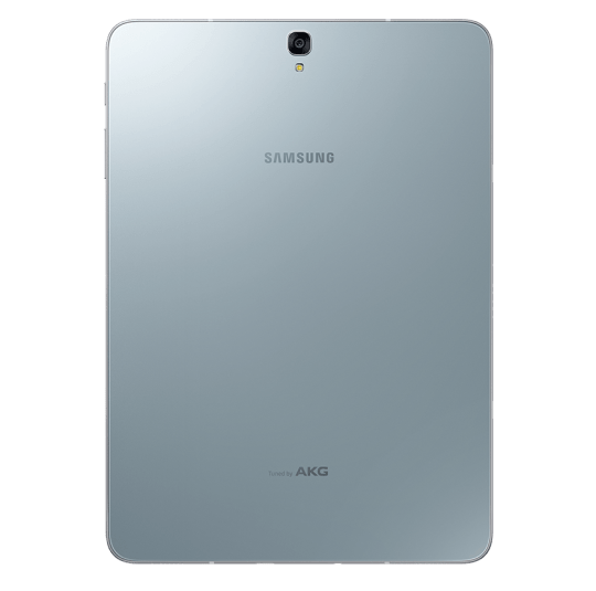 galaxy tab s3 gallery back silver 540x535 - Review: Samsung Galaxy Tab S3 @SamsungMobileUS #GalaxyTabS3