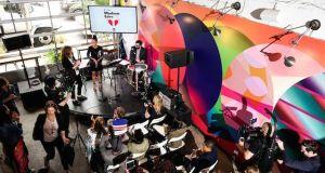 TNT Modern Love Session  - Event Recap: TNT Backstory Studio at @Northsidefest @TNTDrama @karrueche #TNTSummer #Nside