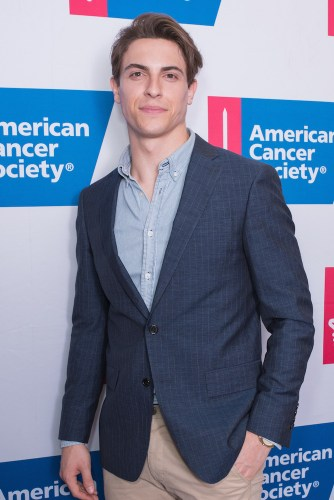 7 Derek Klena 1 - Event Recap: American Cancer Society's Taste of Hope Comes to Broadway to Honor Jean Shafirof @ACSTasteofHope @LawlorMedia