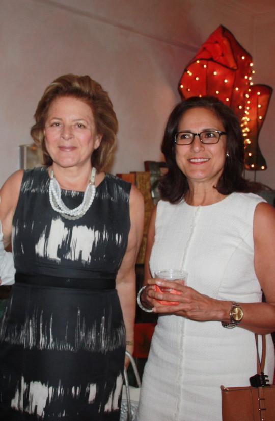 Layla Diba Ana Real 540x825 - Event Recap: Carmen Herrera Cocktails & Conversation @PublicolorNYC @MMViverito @The100YearsShow