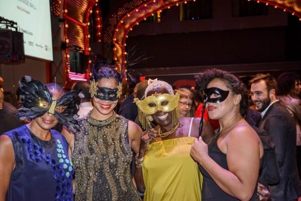 1502741257 - MoCADA Celebrates 18 Years with 3rd Annual Masquerade Ball @MoCADA @BAM_Brooklyn