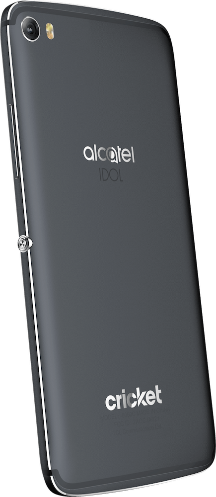 Idol5 metal Cricket p2 metal gray - Review: Alcatel Idol 5 @ALCATEL1TOUCH @Cricketnation