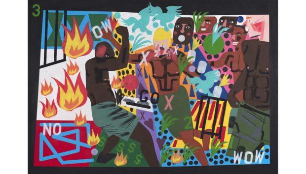 Seized The Imagination Individuals 07 920x526 - Nina Chanel Abney Exhibition:  Seized The Imagination November 9—December 20, 2017 @ninachanel @JackShainman