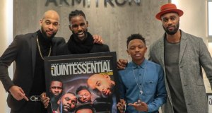 QG Cover Release Party 14 copy - Event Recap: The Quintessential Gentleman Cover Release Party @theqgentleman @ArmitronWatches @giantstheseries