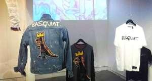 bsj - Event Recap: BASQUIAT X SEAN JOHN Collection @Agora_Gallery @SeanJohn @diddy @Ciroc @Macys #basquiatseanjohn #nyfw