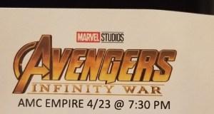 20180423 191557 - Avengers: Infinity War Review #nospoilers #AvengerInfinityWar @Avengers #InfinityWar