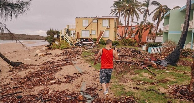 cl - Puerto Rico Relief: 6 months since Hurricane Maria aid continues @CrazyLegsBX @jamieharper2 @RedBull #PuertoRico #RockSteadyforLife