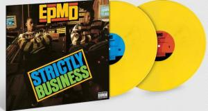EPMD StrictlyBusiness ProductShot COLOR edited - EPMD's 'Strictly Business' & 'Unfinished Business' Reissued As 30th Anniversary #Vinyl Edition by @urbanxlegends @epmd @PMDofEPMD @iAmErickSermon