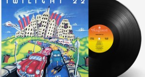 Twilight 22 Packshot - Twilight 22's first ever vinyl reissue @gordonbahary @CraftRecordings