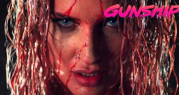 gs - GUNSHIP - Dark All Day - feat. Tim Cappello and Indiana @gunshipmusic @Indianathegirl #TimCappello