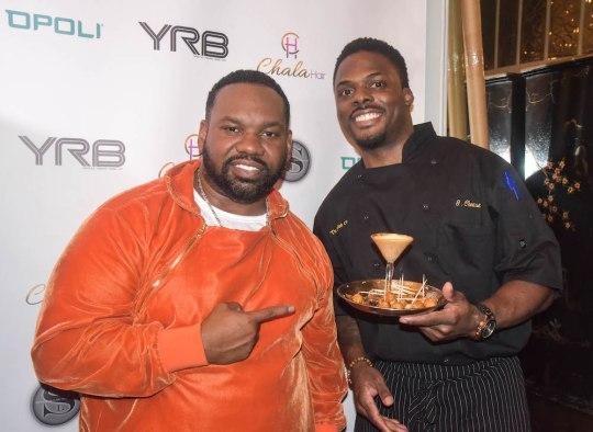 NYFW 1 74 540x394 - Feature: Garth Cheese- The Stylish Chef @thestylishchef