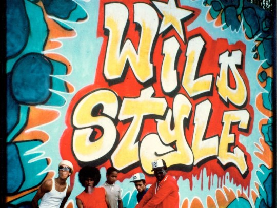 a wild style mural med with Fred and Rock Steady 540x406 - #SummerStage Upcoming Shows: Jason Mraz, Trombone Shorty, Porches, TOKiMONSTA @jason_mraz @Tromboneshorty @TOKiMONSTA @porches_hiii @SummerStage @CPFNYC