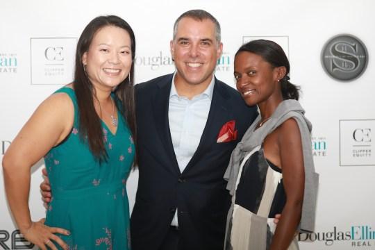 3A9A0810 540x360 - Event Recap: Fashion's Night IN 2: Official #NYFW kickoff @DouglasElliman @sotosake @AShineandCo #fashionsnightin #135west52nd #treffortshirts