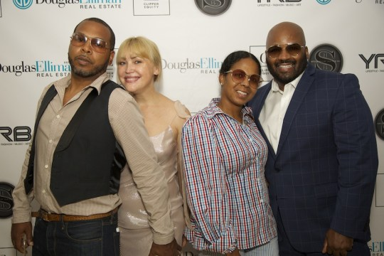 IMG 5089 540x360 - Event Recap: Fashion's Night IN 2: Official #NYFW kickoff @DouglasElliman @sotosake @AShineandCo #fashionsnightin #135west52nd #treffortshirts