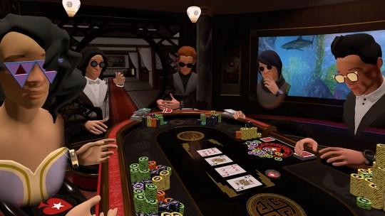 Vive Pokerstars VR Macau Suite 540x304 - PokerStars previews Virtual Reality Poker @PokerStars #VR #virtualreality