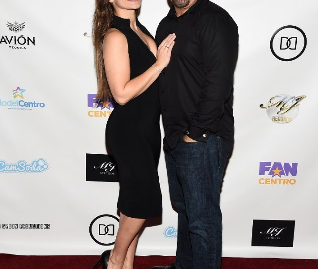 Executive Producers Dani Daniels And Her Husband Vic Cipolla X Event Recap Dinner With