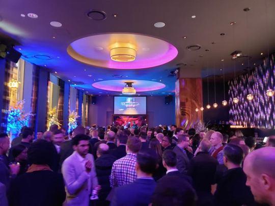 20190115 193543 540x405 - Event Recap: Metrosource People We Love Gala @MetrosourceMag @TheTinaBurner @donlemon @mickeymusto @48loungenyc @VisitIsrael #PeopleWeLove event!  #GayNYC @ILoveGayNYC