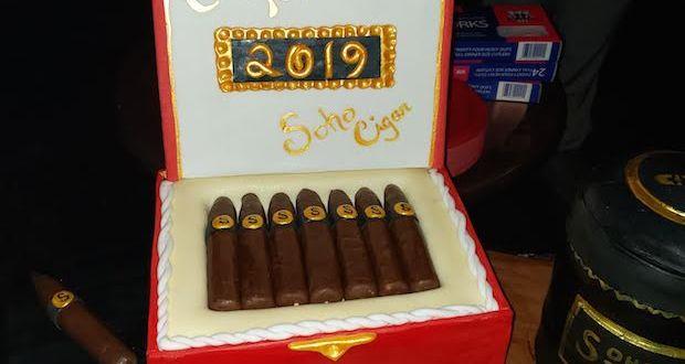 20190116 225330 - Event Recap: Soho Cigar Bar's 20th Anniversary @SoHoCigarBar #cigars #nyc