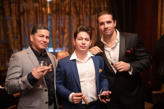CAP1049 540x360 - Event Recap: Soho Cigar Bar's 20th Anniversary @SoHoCigarBar #cigars #nyc