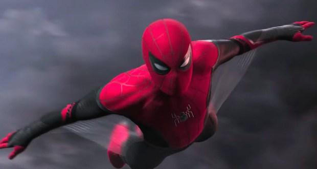 spider man far from home - SPIDER-MAN: FAR FROM HOME- Trailer @SpiderMan