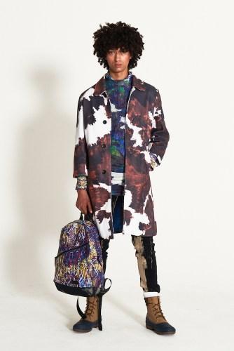 look2 - KA WA KEY FW19 Collection- Cowboy Who Cried Wasabi Tears #kawakey @fashionweek #NYFW #FW19